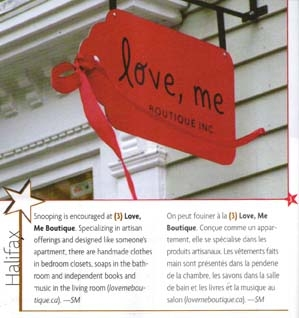 love, me blurb